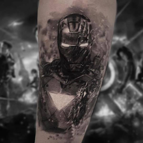 Este tatuador pode criar realidades em corpos das pessoas (26 fotos) 21