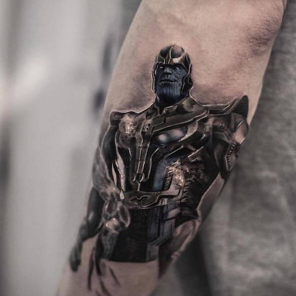 Este tatuador pode criar realidades em corpos das pessoas (26 fotos) 22