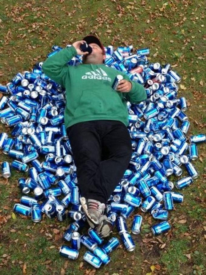 18 fotos provando que você é bêbado como um todo 17