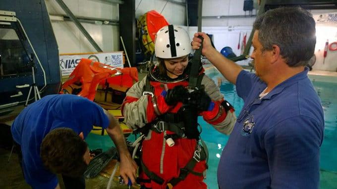 Garota de apenas 17 anos está sendo treinada pela NASA para ser a primeira pessoa em Marte 6