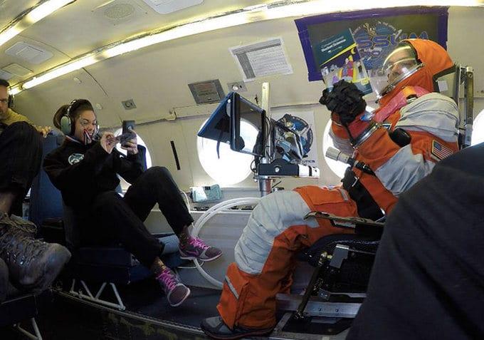 Garota de apenas 17 anos está sendo treinada pela NASA para ser a primeira pessoa em Marte 7