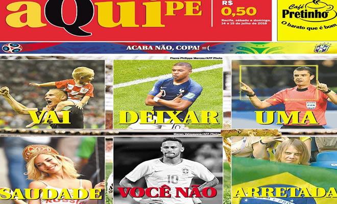 30 grandes manchetes do jornalismo brasileiro 1