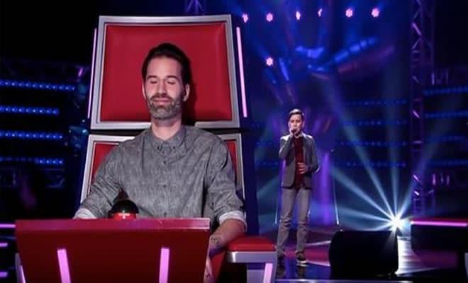 Jovem refugiado faz os jurados ficar em pé em suas cadeiras com clássico da Celine Dion 1