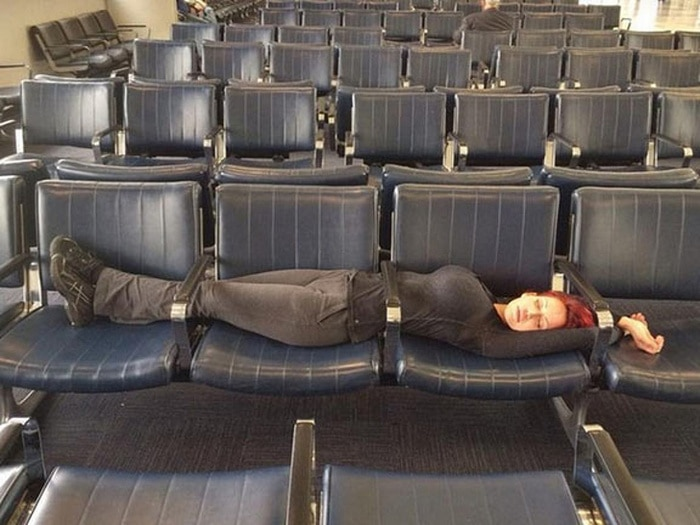 17 motivos que mostra que Aeroportos são locais onde coisas loucas acontecer 3
