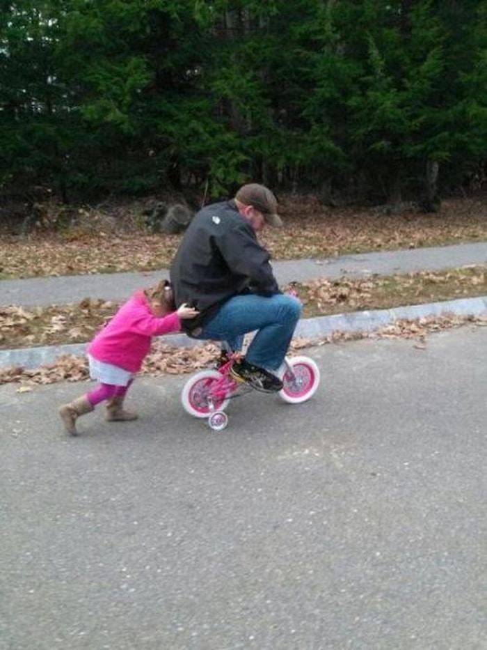24 motivos que prova que paternidade não é fácil 20