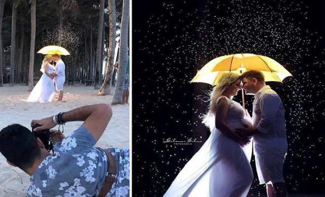 Há uma grande diferença entre uma foto e um lugar onde ela foi tirada (46 fotos) 3