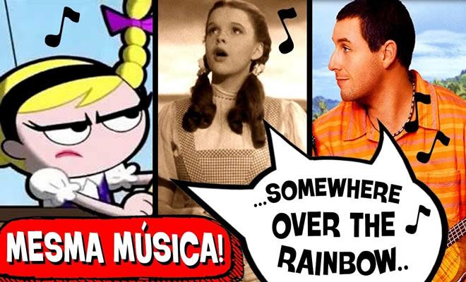 9 músicas que mais repetem nos filmes e séries! 3