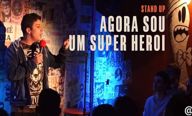 Renato Albani: Agora sou um super herói 7
