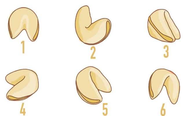 Teste do biscoito da sorte, escolha um e descubra uma mensagem para este momento de sua vida 31
