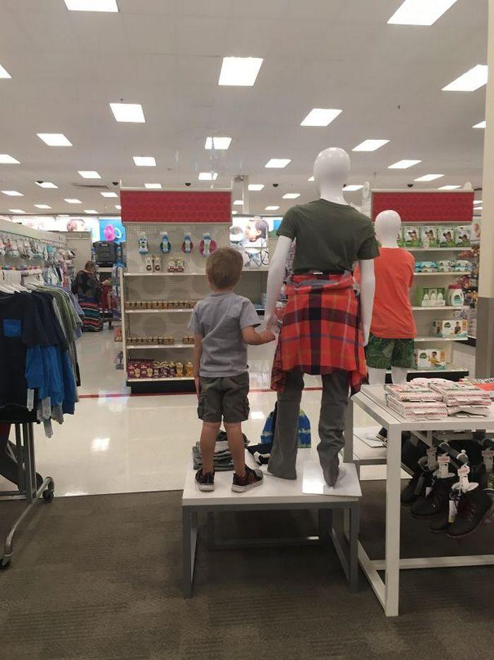 30 vezes que as pessoas não podiam acreditar em seus olhos nas lojas 10