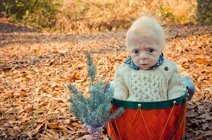 20 bebês que provavelmente parecem mais velhos do que você 10