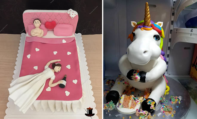 21 bolos hilariantes que não podemos acreditar que as pessoas realmente fez 1