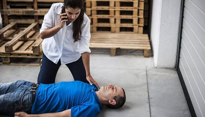 O que fazer se alguém tiver uma convulsão perto de você