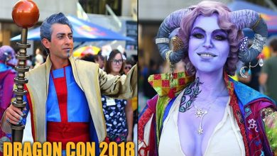 Dragon Con 2018 – Cosplay