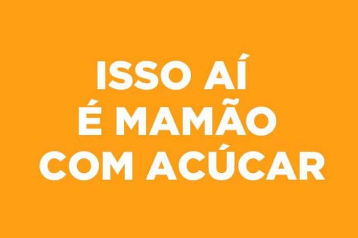 14 expressões populares brasileiras com comida 14