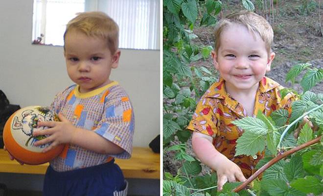 16 fotos de crianças antes e depois da adoção que podem derreter o coração de qualquer pessoa 2
