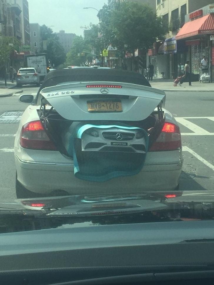É assim que nasce uma nova Mercedes