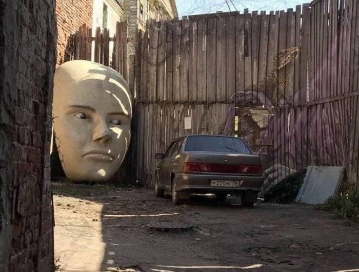 Rússia, onde tudo é meio diferente (22 fotos) 13