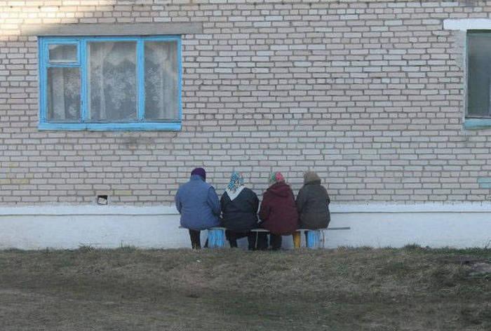 Rússia, onde tudo é meio diferente (22 fotos) 22