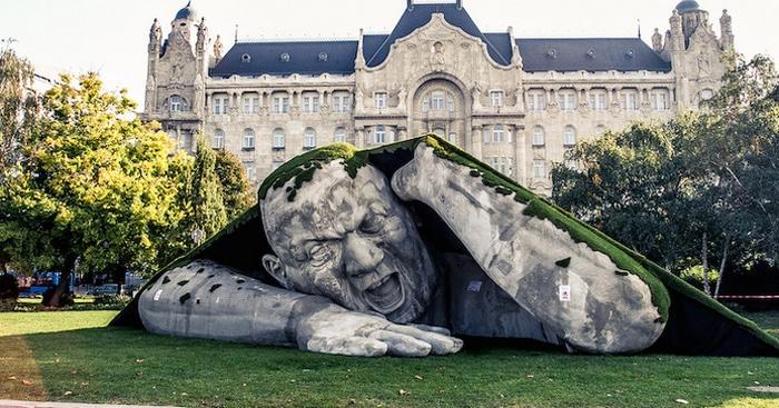 15 esculturas que são tão criativas que merecem um prêmio 3