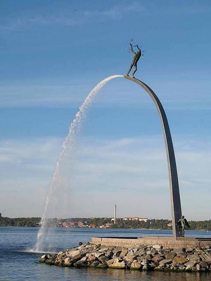 15 esculturas que são tão criativas que merecem um prêmio 5