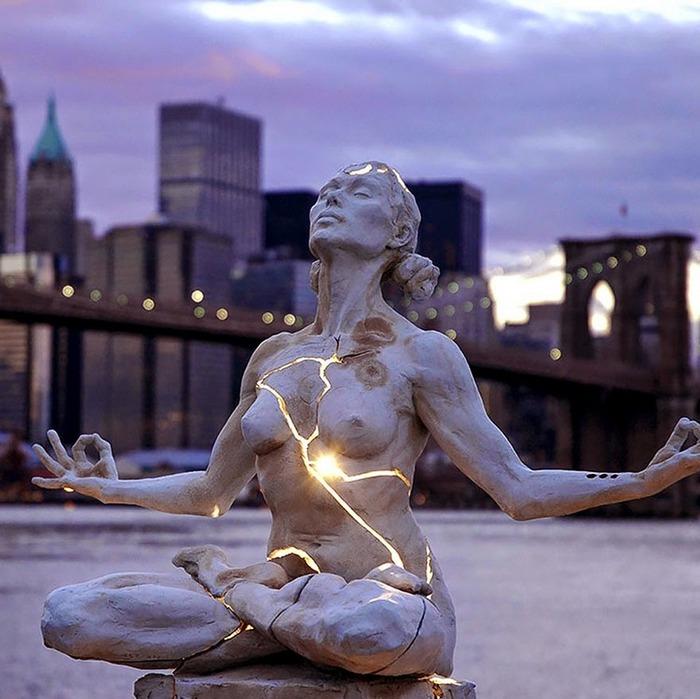 15 esculturas que são tão criativas que merecem um prêmio 13