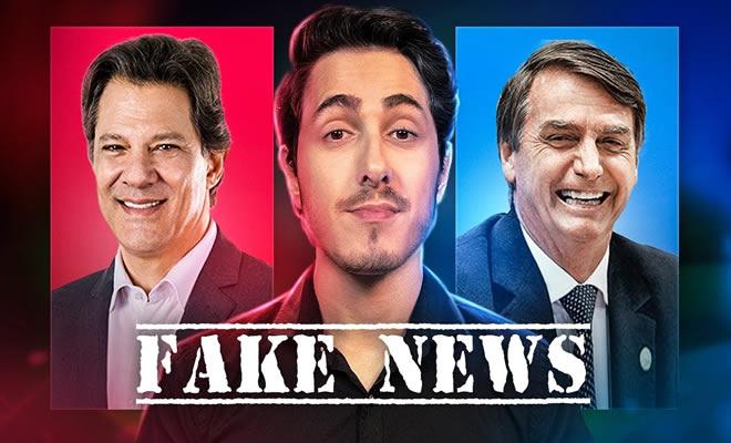 As FAKENEWS de Bolsonaro e Haddad 1