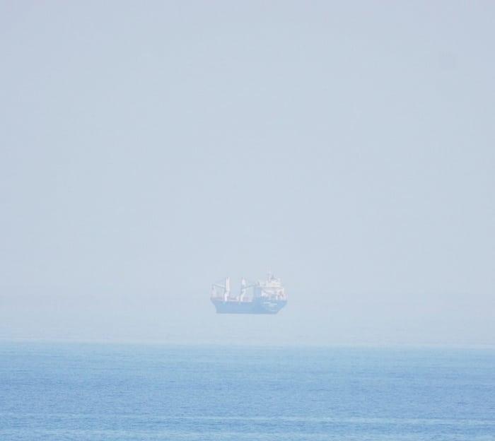 Agora os navios podem voar