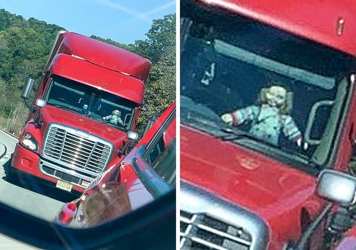 Quando você é, sem saber, a estrela do próximo filme de Chucky