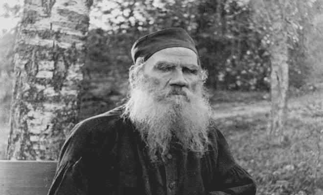 132 melhores frases de Leon Tolstói