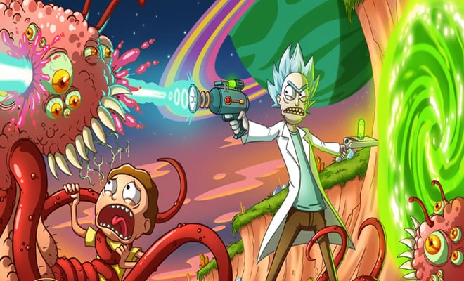 Segredos que você nunca viu em Rick e Morty 2