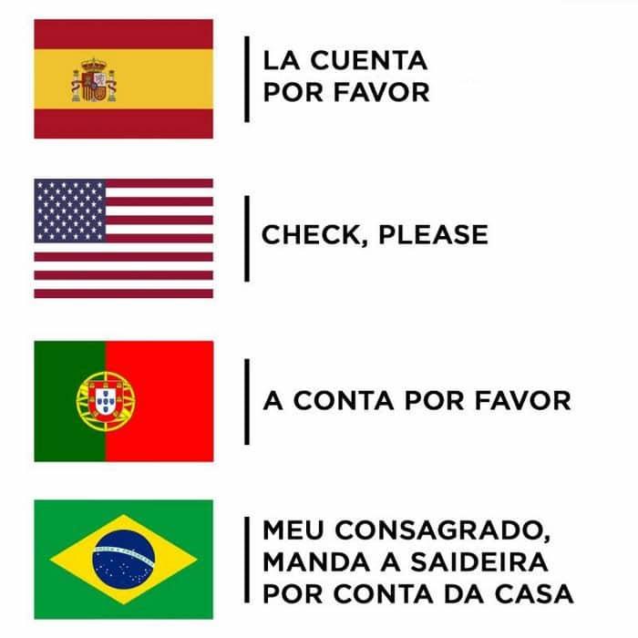 11 motivos que a melhor língua do mundo é do brasileiro 11