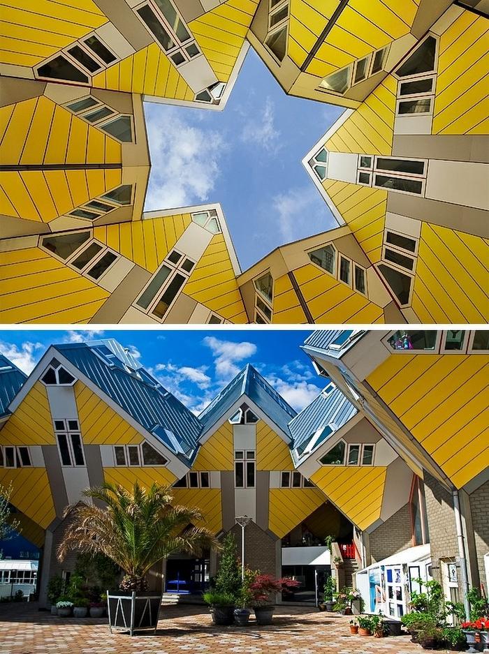 14 prédios fantásticos que levam você a um universo paralelo 5