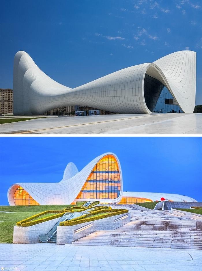 14 prédios fantásticos que levam você a um universo paralelo 8