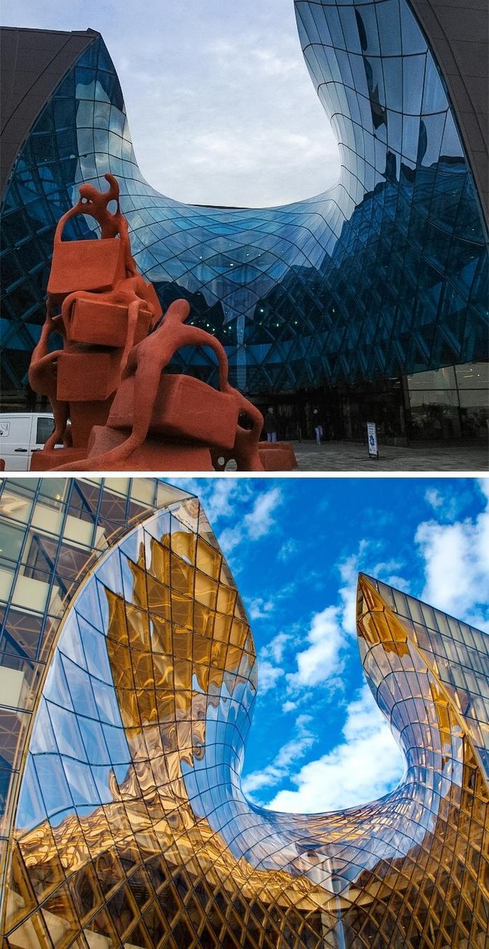 14 prédios fantásticos que levam você a um universo paralelo 9