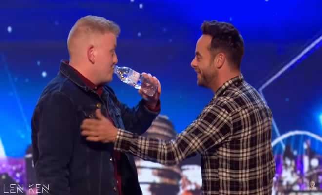 Melhores Buzzer de ouro de Britain's Got Talent 2018 1