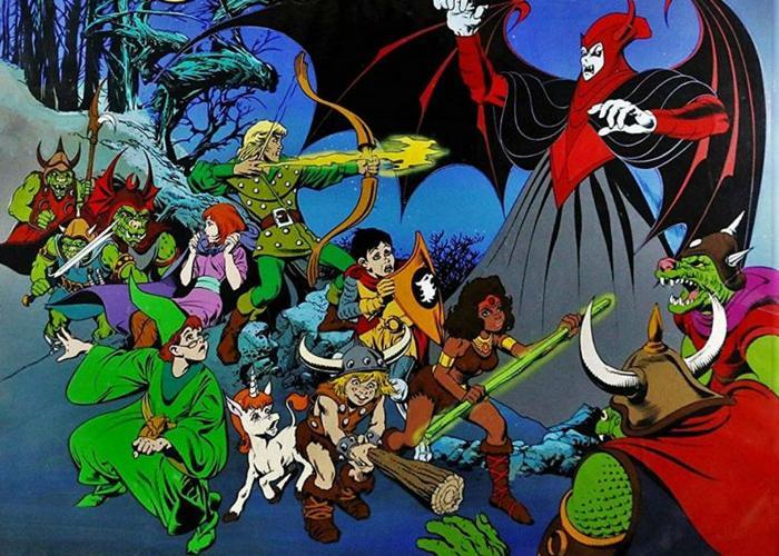 20 desenhos nostálgicos dos anos 80 e 90 9