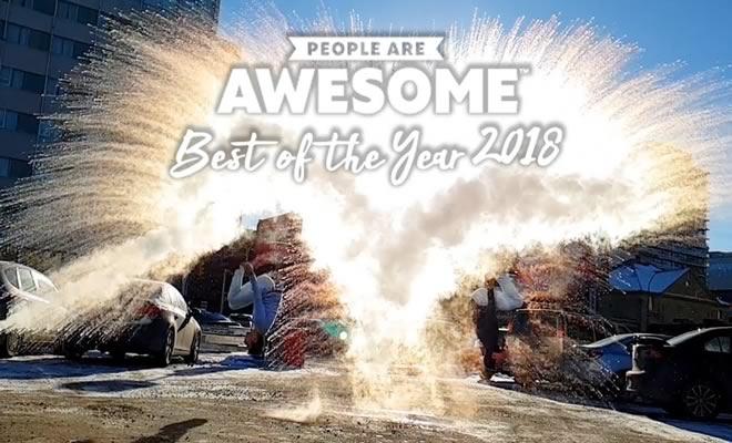 As pessoas são impressionantes - Melhor do ano de 2018 3