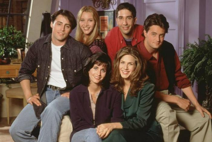 Friends 12 séries mais caras da história