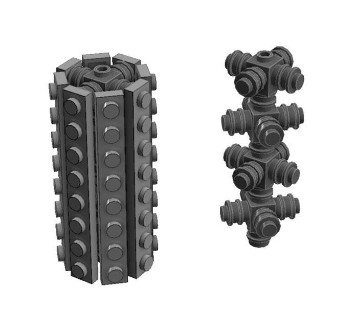 26 técnicas ilegais de construção de lego 2
