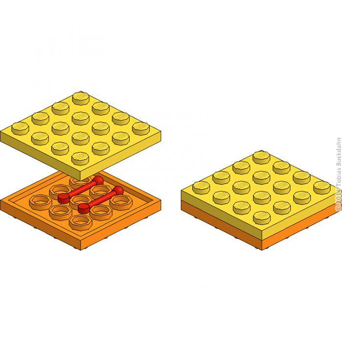 26 técnicas ilegais de construção de lego 3