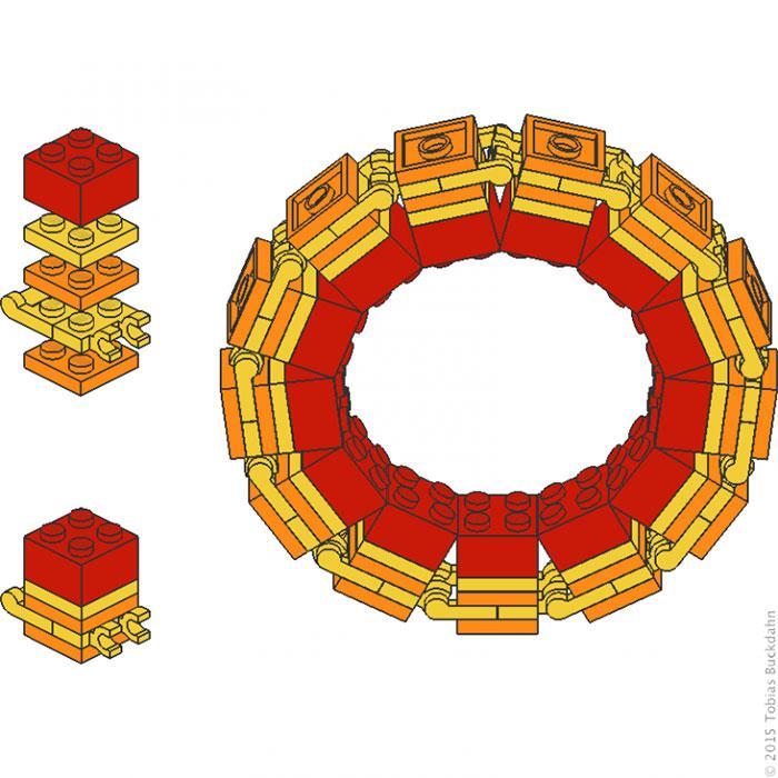 26 técnicas ilegais de construção de lego 5