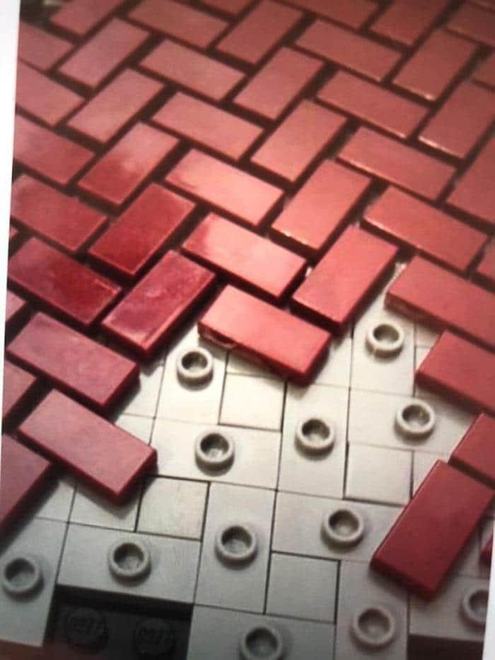 26 técnicas ilegais de construção de lego 9