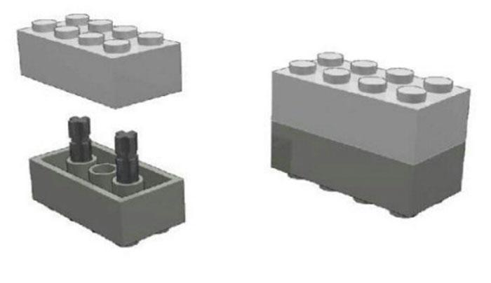26 técnicas ilegais de construção de lego 12