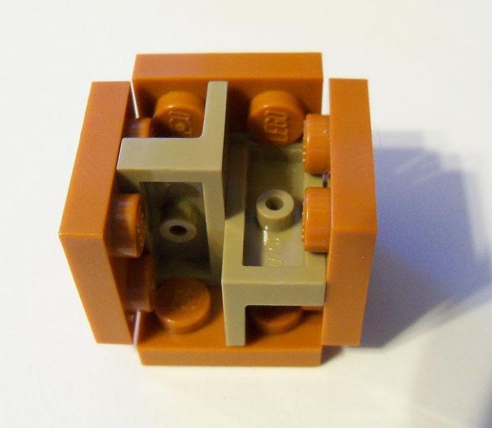 26 técnicas ilegais de construção de lego 26