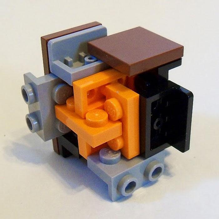 26 técnicas ilegais de construção de lego 27
