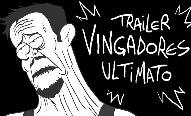 Trailer dos Vingadores de um jeito meio zoado 2