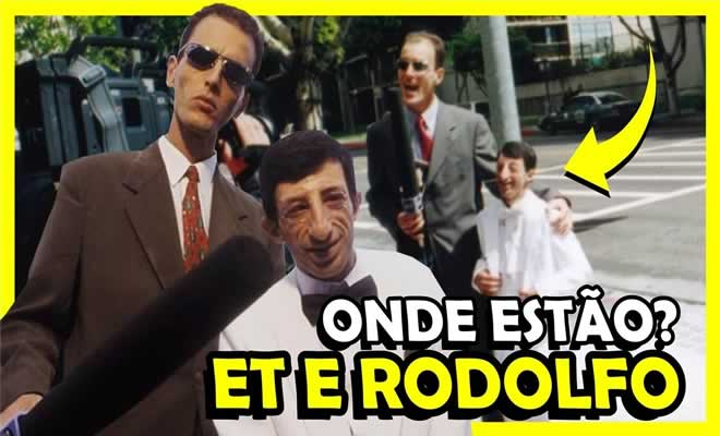 Lembra-se da dupla Et e Rodolfo? Saiba como estão. 1