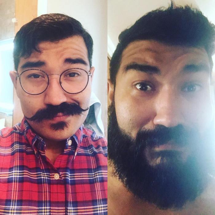 20 fotos que comprovam o crescimento da barba muda tudo 20