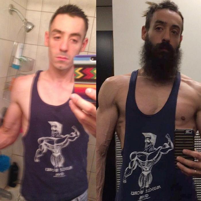 20 fotos que comprovam o crescimento da barba muda tudo 21